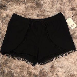 Sam Edelman Black Shorts!